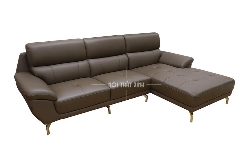 ghế sofa da thật ntx2824