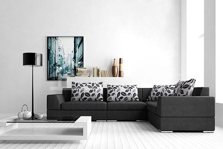Sofa vải mã XV09