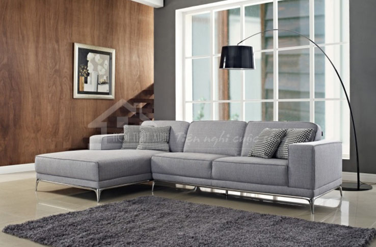 sofa vải mã XV11