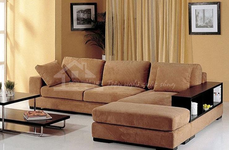 Sofa vải mã XV12
