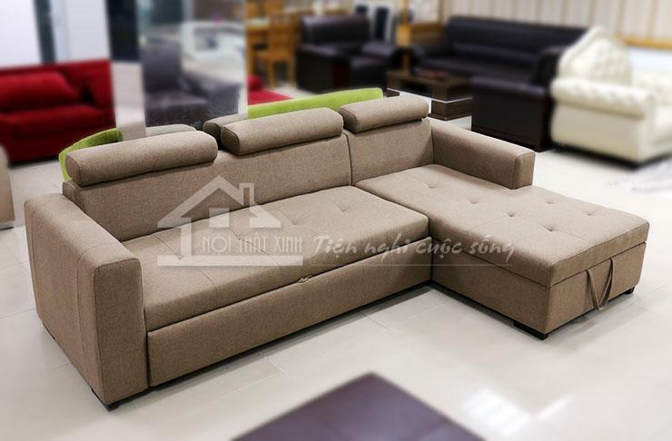 Sofa nỉ mã NTX21