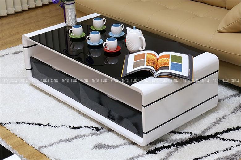 Bàn trà sofa phòng khách XBT701