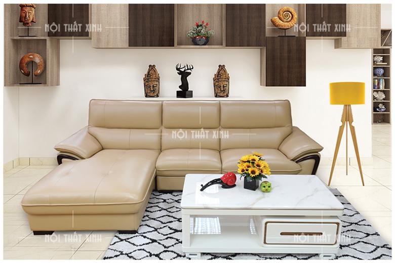 Sofa da mã NTX704