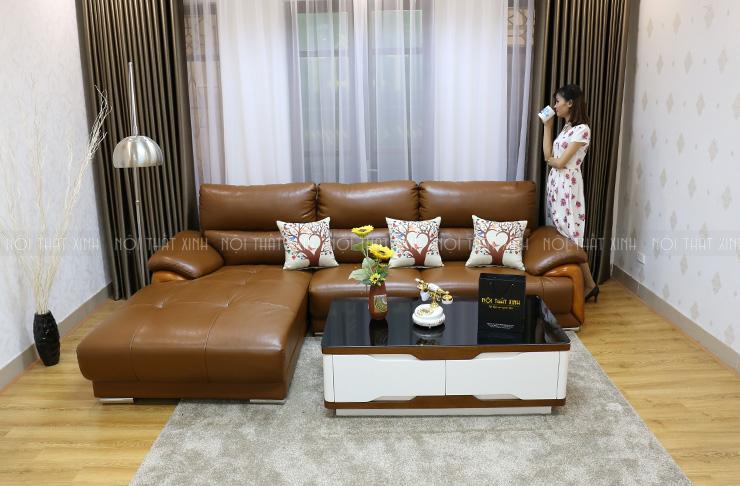 Sofa bán sẵn mã NTX2222