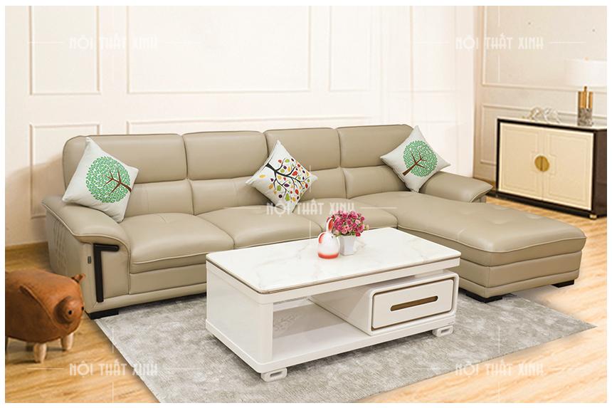 sofa da mã NTX631