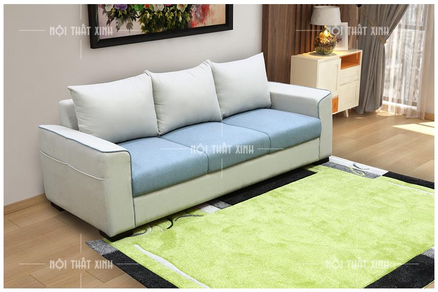 Ghế sofa nỉ đẹp cao cấp