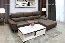 Sofa da bò Ý NTX2824