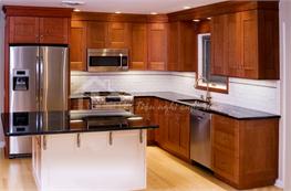 Tủ bếp gỗ xoan đào mã XXD01