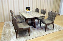 Bàn ghế ăn đẹp mã XBA185