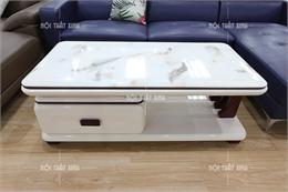 Bàn sofa mặt đá đẹp BT916