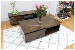 Bàn trà sofa gỗ BT909