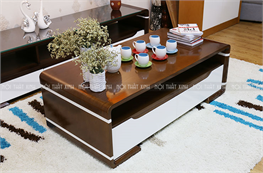 Bàn trà sofa gỗ XBT704