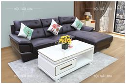 Ghế sofa da đẹp NTX1907