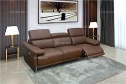 Sofa da thật 100% nhập Malaysia H97076-V