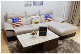 Ghế sofa da thật mã NTX725