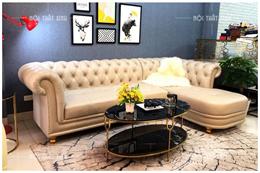 Ghế sofa tân cổ điển CD1862