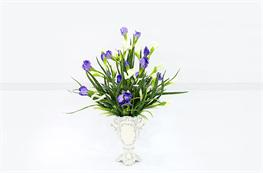 Mẫu hoa lụa đẹp H04-1