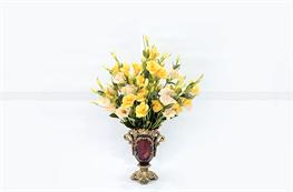 Mẫu hoa lụa đẹp H14