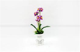 Mẫu hoa lụa đẹp H24