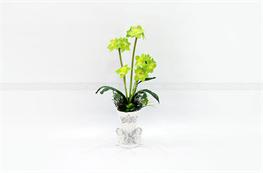 Mẫu hoa lụa đẹp H27