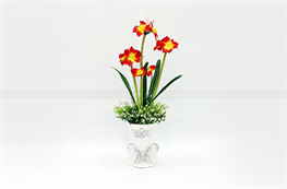 Mẫu hoa lụa đẹp H29