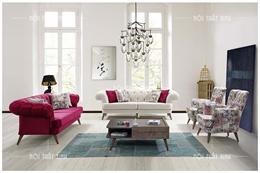 Sofa cổ điển đẹp CD1865