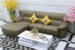 Sofa da mã NTX1818