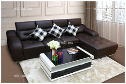 Sofa da mã NTX705