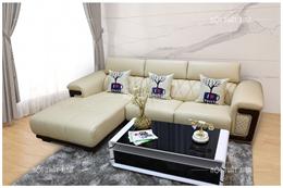 Sofa da mã NTX712