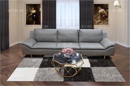 Sofa da nhập khẩu Malaysia H9176-VB