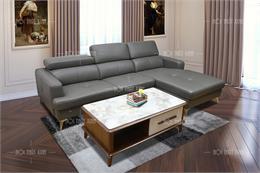 Sofa da nhập khẩu Malaysia H97030-G