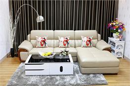 Sofa da thật Hà Nội mã NTX717