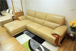 Sofa da thật mã NTX1829