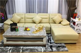 Sofa da thật mã NTX621