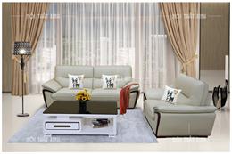Sofa da thật mã NTX711