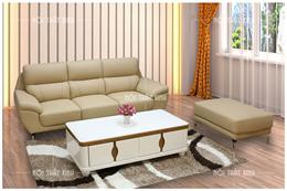 Sofa da thật mã NTX721