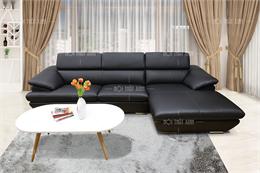 Sofa da thật nhập khẩu Malaysia H8740-G
