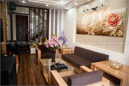 Sofa gỗ mã XGO07