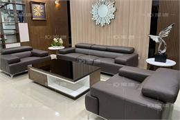 Sofa da thật 100% nhập Malaysia H9228-V