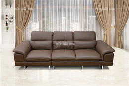 Sofa da thật 100% nhập Malaysia H9270-V