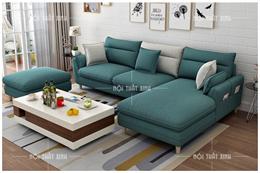 Sofa nỉ cao cấp NTX1843