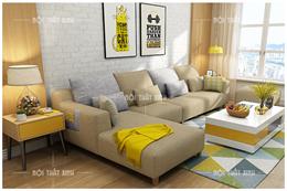 Sofa nỉ cao cấp NTX1854