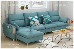 Sofa nỉ đẹp NTX1842