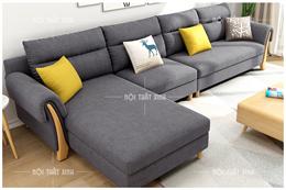 Sofa nỉ góc NTX1849