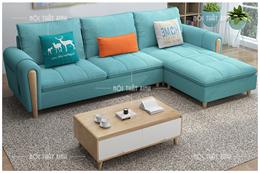 Sofa nỉ góc NTX1857