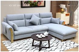 Sofa nỉ mã NTX1833