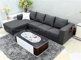 Sofa nỉ mã XN1704