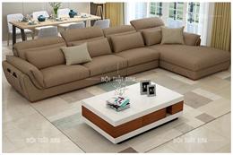 Sofa nỉ phòng khách NTX1856