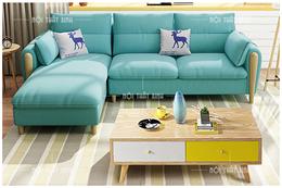 Sofa Vải Giá Rẻ NTX1858