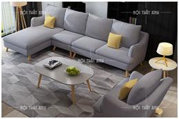 Sofa Vải Phòng Khách NTX1851